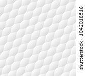 soft quilt diagonal seamless... | Shutterstock .eps vector #1042018516