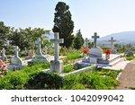 Greek Cemetery From Imroz Aka...