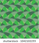 green abstract background... | Shutterstock .eps vector #1042102255