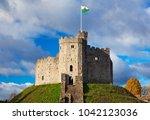 cardiff  uk  november 19  2013. ... | Shutterstock . vector #1042123036