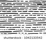 brush stroke pattern.... | Shutterstock .eps vector #1042133542