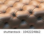 leather upholstery texture... | Shutterstock . vector #1042224862