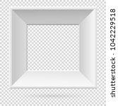 presentation square picture... | Shutterstock .eps vector #1042229518