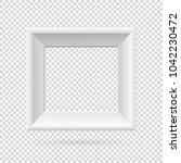 presentation square picture... | Shutterstock .eps vector #1042230472
