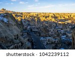the unique city of goreme in... | Shutterstock . vector #1042239112