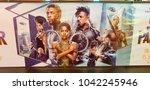 kuala lumpur  malaysia   march... | Shutterstock . vector #1042245946
