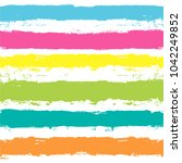 Paint Lines Seamless Pattern....