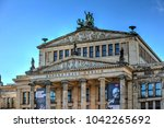 berlin  germany   october 30... | Shutterstock . vector #1042265692
