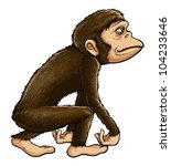 Illustration Of Early Man From...