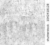 texture of dust  spots  lines ... | Shutterstock . vector #1042418128