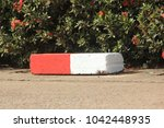 no parking footpath   Shutterstock . vector #1042448935