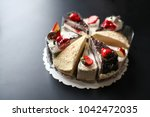 cake food close up | Shutterstock . vector #1042472035