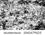 black and white abstract... | Shutterstock . vector #1042479025