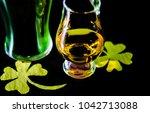 Single Malt Whiskey In A Glass...