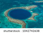 The Great Blue Hole In Belize
