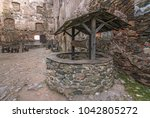 Old Well In The Courtyard Of...