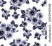 abstract elegance seamless... | Shutterstock .eps vector #1042940548