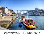 editorial image  porto  the... | Shutterstock . vector #1043007616