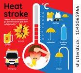 symptom and prevention health...   Shutterstock .eps vector #1043065966