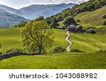 Landscape With A Large Tree  A...