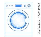 illustration of the washing...   Shutterstock .eps vector #1043147662