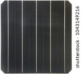 Solar Panel Pattern Texture ...