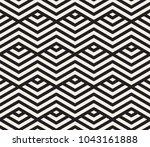 vector seamless pattern. modern ...   Shutterstock .eps vector #1043161888