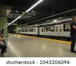 panama   october 10  2014 ...   Shutterstock . vector #1043206096
