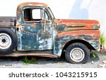 Vintage Small Truck