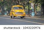 kolkata  india   march 11th... | Shutterstock . vector #1043220976