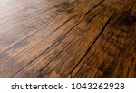 table hardwood maple wooden... | Shutterstock . vector #1043262928