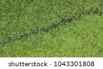 aerial view lotus farm... | Shutterstock . vector #1043301808