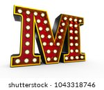 high quality 3d illustration of ... | Shutterstock . vector #1043318746
