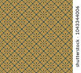 beautiful  vintage pattern... | Shutterstock .eps vector #1043344006