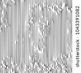 black and white grunge dust... | Shutterstock .eps vector #1043391082