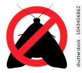 anti moth  pest control ...   Shutterstock .eps vector #1043406862