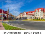 ketrzyn  warmian masurian... | Shutterstock . vector #1043414056