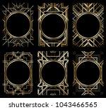 vector illustration set of... | Shutterstock .eps vector #1043466565