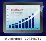 vector illustration of classy... | Shutterstock .eps vector #104346752