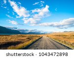 Beautiful Scene Of The Road...