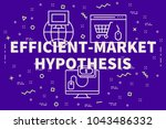 conceptual business... | Shutterstock . vector #1043486332
