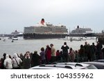 Southampton  Uk   5 June  Three ...