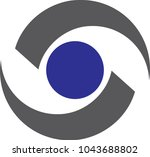 abstract faster logo template... | Shutterstock .eps vector #1043688802