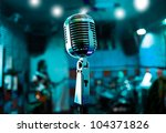 abstract background live music... | Shutterstock . vector #104371826