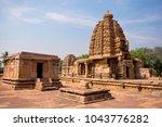 chandrashekhara temple and...   Shutterstock . vector #1043776282