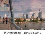 frankfurt germany   25 august...   Shutterstock . vector #1043851042