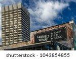 london uk   19 august 2017  ...   Shutterstock . vector #1043854855