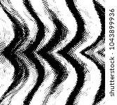 abstract grunge grid stripe... | Shutterstock .eps vector #1043899936