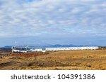 urbanisation project in playa... | Shutterstock . vector #104391386