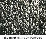 knitted background. vector... | Shutterstock .eps vector #1044009868